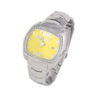 Chronotech Womens Analogue Quartz Watch with Stainless Steel Strap CT2188LS-05M
