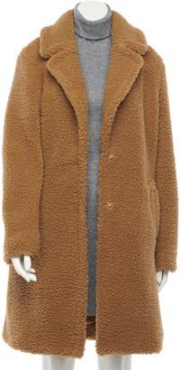 Iz Byer Juniors' Teddy Jacket