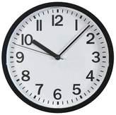 "Room Essentials 9"" Round Wall Clock"
