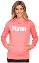 Puma Elevated Poly Fleece Hoodie