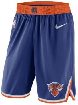 Nike Men's New York Knicks Icon Swingman Shorts