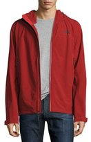 The North Face Leonidas 2 Hooded Jacket, Red