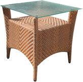 One Kings Lane Islander 24 Side Table, Natural
