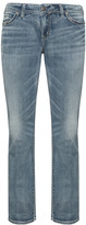 Silver Jeans Plus Size Washed-out effect bootcut Suki jeans