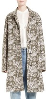 Robert Rodriguez Women's Floral Embroidered Coat
