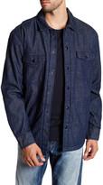 Bonobos Slim Fit Lined Denim Shirt Jacket