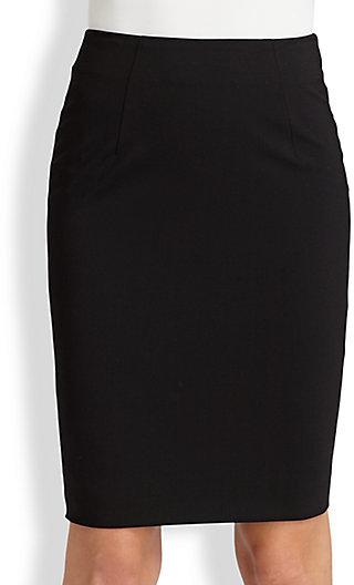 HUGO BOSS Tropical Melange Skirt
