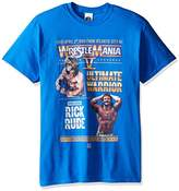 WWE Men's Ultimate Warrior Vs Rick Rude T-Shirt