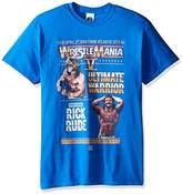 WWE Men's Ultimate Warrior Vs Rick Rude T-Shirt