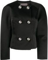 Christopher Kane Dome Double Breasted Jacket