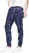GUESS Knit Denim Joggers
