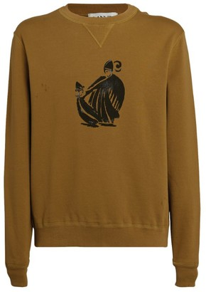 Lanvin Mother And Child Sweatshirt