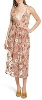 For Love & Lemons Women's Botanic Midi Dress