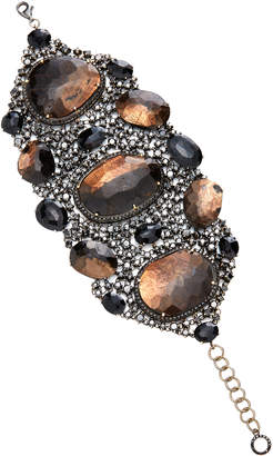 Black Diamond Ofira M'O Exclusive And Sapphire Bracelet