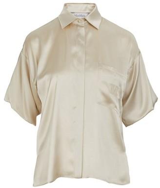 Max Mara Zelante Silk shirt