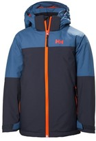 Helly Hansen Boy's 'Progress' Waterproof Hooded Jacket