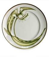 Anna Weatherley White Tulips Salad/Dessert Plate
