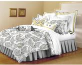 Home Dynamix Classic Trends Gray/Yellow 5-Piece Full/Queen Comforter Set