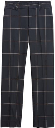Banana Republic High-Rise Relaxed Straight-Fit Pant