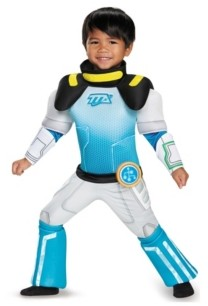BuySeasons Miles From Tomorrowland Deluxe Toddler Little and Big Boys Costume