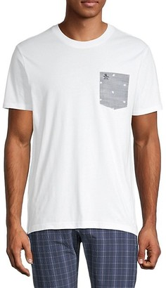 Original Penguin Cotton Pocket Tee