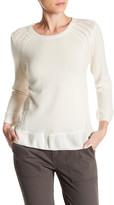 Velvet by Graham & Spencer Mia Cashmere Pullover Sweater\n