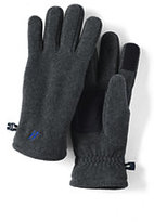 Classic Women's 200 Fleece Insulated EZ Touch Gloves-Jet Black