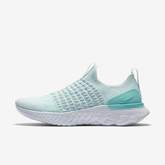 Nike Women's Running Shoe React Phantom Run Flyknit 2