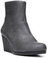 LifeStride Noise Women's Wedge Ankle Boots