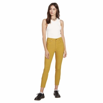 Volcom Women's LIBERATOR HIGH Rise Jeans
