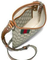 Gucci Vintage Signature Web Loop Messenger