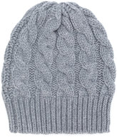 Antonia Zander cable knit beanie