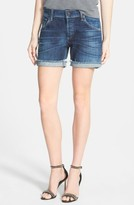 Citizens of Humanity Women's 'Skyler' Low Rise Denim Shorts