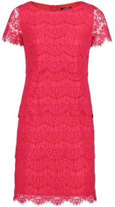Vera Mont Short Sleeved Lace Dress