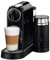 Nespresso Citiz & Milk Espresso Maker - Black