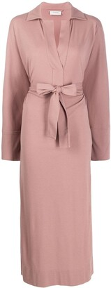 Lemaire Wrap-Style Dress