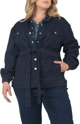 Standards & Practices Denim Utility Jacket