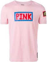 Fendi printed T-shirt - men - Cotton - 44
