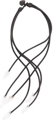 Monies Jewellery Unique cable necklace
