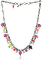 "Juicy Couture Palm Beach Poolside"" Gemstud Multi-Necklace"