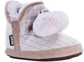 Muk Luks Pennley Faux Fur Lined Slipper