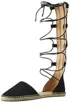Aldo Women's FLOREN Espadrilles Black Size: 4