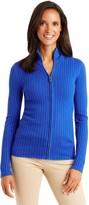 J.Mclaughlin Clemence Zip Sweater