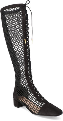 Christian Dior Naughtily-D Suede Boot