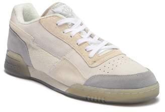 Reebok Workout Plus Tribute Leather Sneaker