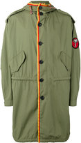 Marc Jacobs oversize parka coat - men - Cotton - 46