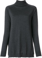 I'M Isola Marras fitted roll-neck sweater