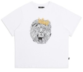 Mvp Collections By Mo Vaughn Productions Men's Big Tall Mvp Logo Lion King Tee