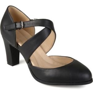Journee Collection Women's Comfort Ainsli Pumps Women's Shoes