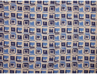 Montreux Fabrics Rain Blocks, Blue